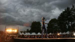 Scen och kroppsmålnigsfestival