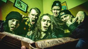 Sacred Dimension är ett metallband från Hangö.