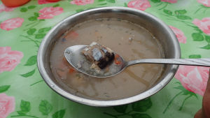 Sibirisk fisksoppa