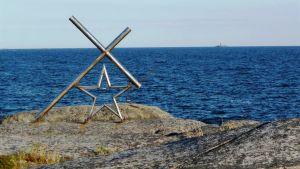 Drakenin haaksirikon muistomerkki, Utö