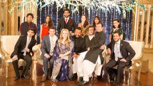 det pakistanska kompisgänget från studielivet i London
