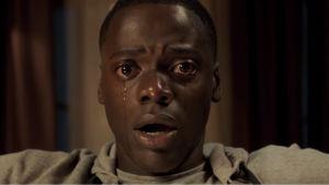 Daniel Kaluuya elokuvassa Get Out