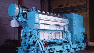 Wärtsilä 32-motor