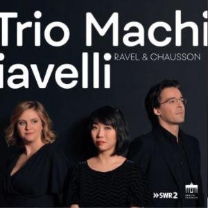 Trio Macchiavelli äänitteen kansi