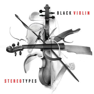 Black Violinin levyn kansikuva.