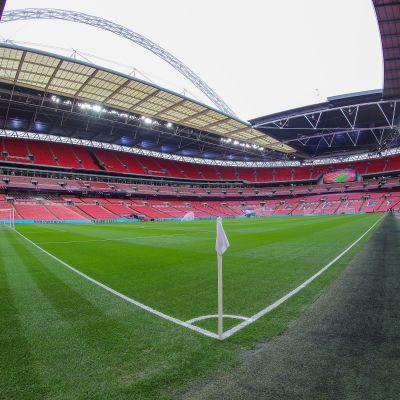 Bild inifrån Wembley