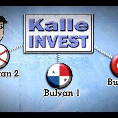 Kalles investeringsbolag använder sig av bulvaner
