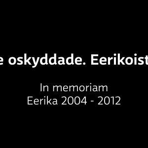 Eerika in memoriam
