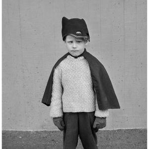 Jyrki Valkeala on Myllypuron Batman vuonna 1967