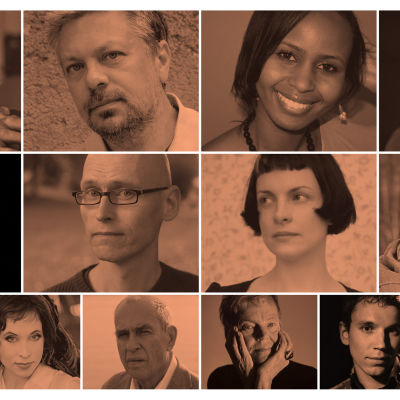 Helsinki Lit -tapahtuman kirjailijavieraita 2015