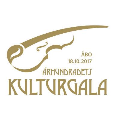 Århundrades kulturgala i Åbo den 18.10.2017