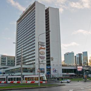 Hotell Viru i Tallinn.