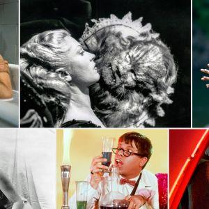Kuvia Teeman kesän 2019 elokuvista: Katkera kuu, Kaunotar ja hirviö, Tanna, Brazil, Tohtori Jerry ja Mr. Hyde, Ase ja laki