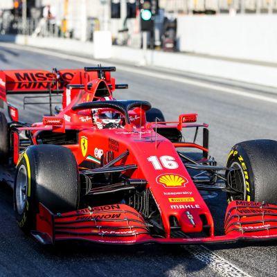 Ferrari moottori