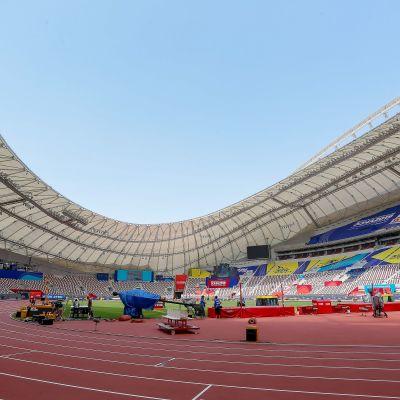 Khalifa international stadion