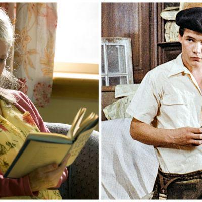 Kuvat elokuvista Kaukana poissa ja Lacombe Lucien. Nobelistien teemailta.
