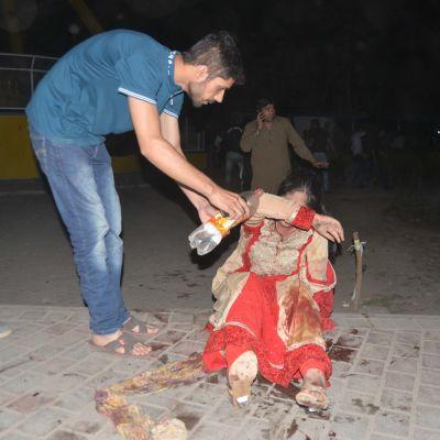 Bombdåd i Lahore, Pakistan