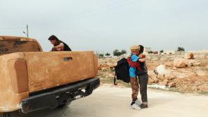 Dokumenttielokuva kuvaa, minkälaista on ääri-islamistiperheen arki Syyrian Idlibissä?