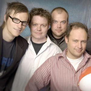 Teamet kring Fyra sånger från Finland, 2004