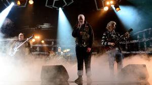 Pertti Kurikan nimipäivät uppträder på UMK.