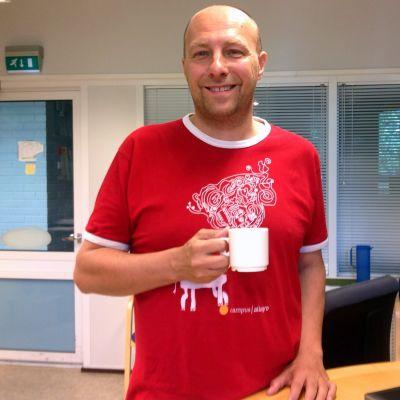 Hippi Hovi, ny vd för Kustösterbottens företagare.