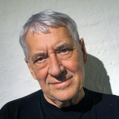 Porträtt på författaren Ulf Nilsson.