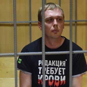 Journalisten Ivan Golunov.
