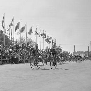 Cykling, OS 1952.