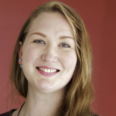 Sari-Anne Salminen, rådgivare på Kesäduunari-info