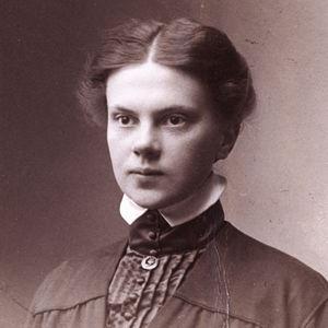 Rouva Siiri Siirala 1918