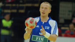 Jac Karlsson, landslaget 2010.