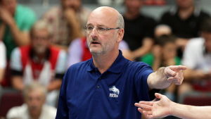 Henrik Dettman leder Finland mot EM.