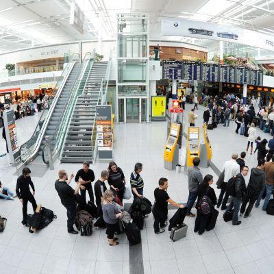 Flygplatsen i München