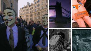 Lontoo, uusi Babylon. Ohjaus Julien Temple