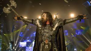 Lordi voitti Euroviisut vuonna 2006