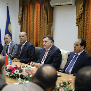 Svalt intresse for nytt libyskt val
