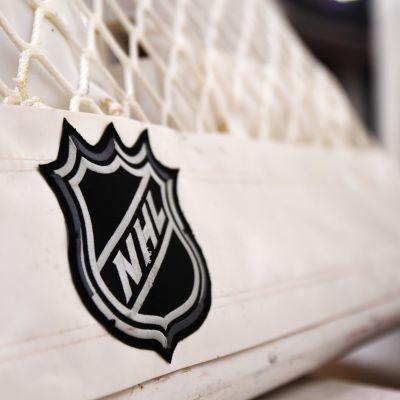 NHL logo.