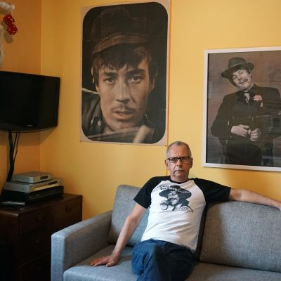 Juhani Tjurin Irwin-huoneessa