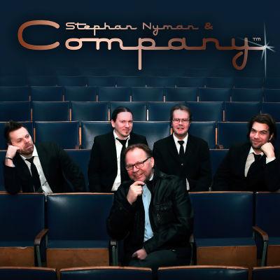 Stephan Nyman och Company i Från Nykarleby till Hon-I-Lule