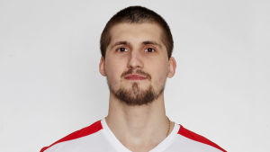Bild på handbollsspelaren Grygorij Semenchenko.