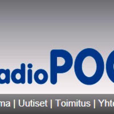 Radio Pookin logo nettisivuilla