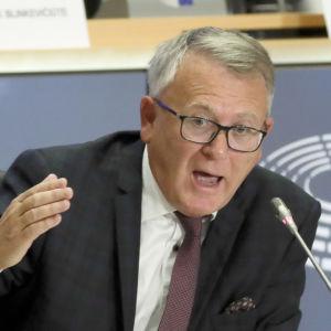 Kommissionären Nicolas Schmit