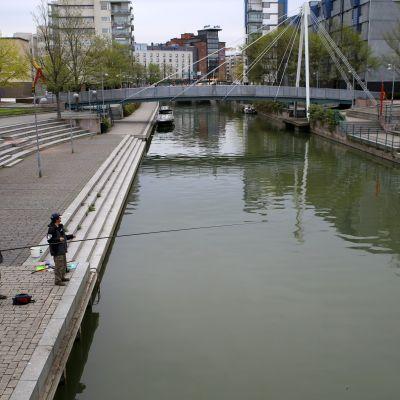 kalamaraton onkiminen kalastus helsinki juha salonen mikko joensivu