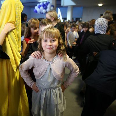 Pormestarin itsenäisyysjuhla neljäsluokkalaisille 2018