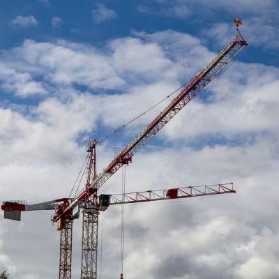 Vantaan Kivistö asuntorakentamista