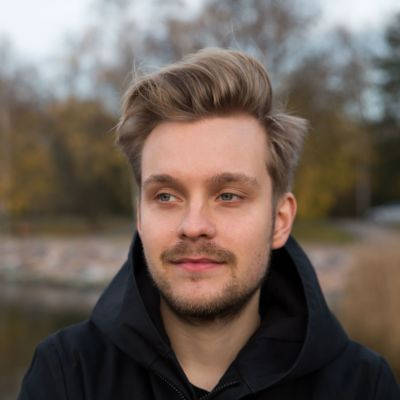 Jesse Vainikka JerAx e-urheilu Dota 2