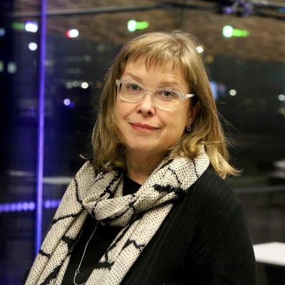 Viulisti ja pedagogi Kaija Saarikettu.