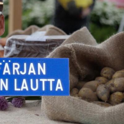 Kaj Arnö och potatis