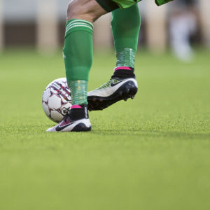 Kuvituskuva jalkapallosta