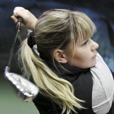 Matilda Castrén spelar i LPGA